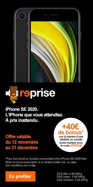 Bonus APPLE iPhone SE 2020