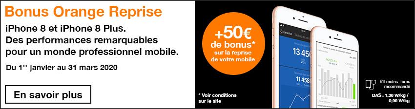 Bonus APPLE iPhone 8 /iPhone 8 Plus