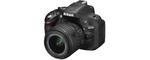 Nikon D5200 noir