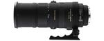 Sigma 150-500 mm f5,0-6,3 dg os hsm-lens 86 mm objectif (adapté à nikon f) noir