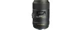 Sigma 105 mm 2.8 ex dg os hsm macro 62 mm objectif (adapté à sony minolta a-type) noir