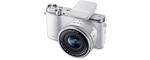 Samsung NX300 Blanc