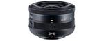 Samsung NX Lens 20-50 mm 3.5-5.6 II i-Function 40,5 mm Objectif (adapté à samsung NX) noir
