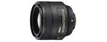 Nikon AF Nikkor 85 mm F 1.8 D 62 mm Objectif (adapté à nikon F) noir