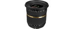 Tamron SP AF 10-24 mm 3.5-4.5 Di II LD 77 mm Objectif (adapté à Nikon F) noir