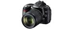 Nikon D90 noir