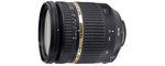 Tamron SP AF 17-50 mm 2.8 XR Di II VC LD ASL IF 72 mm Objectif (adapté à Nikon F) noir