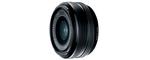 Fujifilm XF 18 mm F2 R 52 mm Objectif (adapté à fujifilm XF) noir