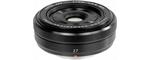 Fujifilm Fujinon XF 27 mm F2.8 39 mm Objectif (adapté à fujifilm XF) noir