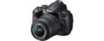 Nikon D5000 noir