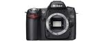 Nikon D80 noir