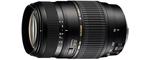 Tamron AF 70-300 mm 4-5.6 Di LD Macro 1:2 62 mm Objectif (adapté à Nikon F) noir