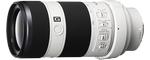 Sony FE 70-200 mm 4 G OSS 72 mm Objectif (adapté à sony E-Mount) blanc