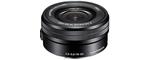 Sony E 16-50 mm 3.5-5.6 OSS PZ 40,5 mm Objectif (adapté à sony E-Mount) noir