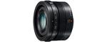Panasonic Leica DG Summilux 15 mm F1.7 Asph 46 mm Objectif (adapté à panasonic Micro Four Third) noir