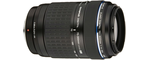 Olympus 70-300 mm 4-5.6 ED 58 mm Objectif (adapté à olympus Four Thirds) noir