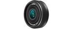 Panasonic Lumix G 14 mm 2.5 II Asph. 46 mm Objectif (adapté à panasonic Micro Fouor Third) noir
