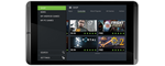 Nvidia Shield Tablet 16GO wifi