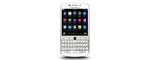 BlackBerry Q20 Qwerty