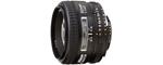 Nikon AF Nikkor 50 mm F 1.4 D 52 mm Objectif (adapté à nikon F) noir
