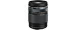 Olympus 14-150 mm 4-5.6 ED 58 mm Objectif (adapté à olympus Micro Four Thirds) noir
