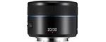 Samsung NX Lens 45 mm 1.8 2d/3d 43 mm objectif (adapté à  nx)