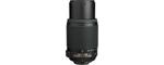 Nikon AF-S Nikkor 55-200 mm 4-5,6 G DX ED VR II 52 mm objectif (adapté à Nikon f) noir
