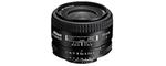 Nikon AF NIKKOR 35 mm 1:2 D 52 mm Objectif (adapté à nikon F) noir