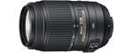 Nikon AF-S 55-300 mm 4.5-5.6G DX ED VR 58 mm Objectif (adapté à nikon F)