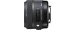 Nikon Sigma 30 mm F 1,4 EX DC HSM 62 mm Objectif (adapté à nikon F) noir