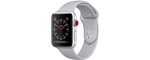Apple Watch Series 3 38mm Boîtier Aluminium GPS