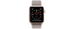 Apple Watch Series 3 42mm Boîtier Aluminium GPS+4G