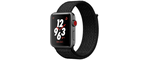 Apple Watch Series 3 Nike+ 38mm Boîtier Aluminium GPS+4G