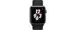 Apple Watch Series 3 Nike+ 42mm Boîtier Aluminium GPS+4G