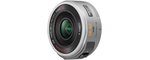 Panasonic Lumix G X Vario PZ 14-42 mm PowerZoom-Objectief 37 mm Objectif (adapté à panasonic Micro Fourth Thirds) gris