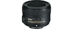 Nikon AF Nikkor 50 mm 1:1.8 D 52 mm Objectif (adapté à nikon F) noir