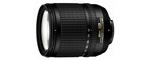 Nikon AF-S 18-135 mm 3.5-5.6 DX G IF ED 67 mm Objectif (adapté à nikon F) noir