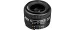 Nikon AF Nikkor 24 mm F 2.8 D 52 mm Objectif (adapté à nikon F) noir