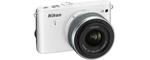 Nikon 1-Mount VR 10-30 mm 3.5-5.6 40,5 mm Objectif (adapté à nikon 1 type) blanc