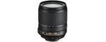 Nikon AF-S 18-105 mm 3.5-5.6 DX G ED VR 67 mm Objectif (adapté à nikon F) noir