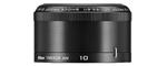 Nikon 1-Mount AW 10 mm 2.8 40,5 mm Objectif (adapté à nikon 1) noir