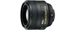 Nikon AF-S 85 mm F1.8 G 67 mm Objectif (adapté à nikon F) noir