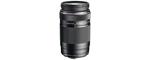 Olympus 75-300 mm 4.8-6.7 ED 58 mm Objectif (adapté à olympus Micro Four Thirds) noir