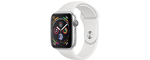 Apple Watch Series 4 38mm Boîtier Aluminium GPS+4G