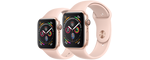 Apple Watch Series 4 42mm Boîtier Or GPS+4G