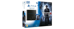 Sony Playstation 4 1To Uncharted 4 : A Thief's End Design avec wireless controller, sans jeu