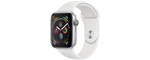 Apple Watch Series 4 44mm Boîtier aluminium GPS+4G