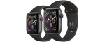 Apple Watch Series 4 40mm Boîtier aluminium GPS
