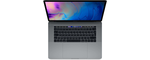 "Apple MacBook Pro 15,1 A1990 Touch Bar Core i7 2,6GHz 15"" 16Go RAM 512Go SSD MR942LL/A Mi 2018"