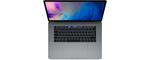 "Apple MacBook Pro 15,1 A1990 Touch Bar Core i9 2,9GHz 15"" 16Go RAM 512Go SSD BTO Mi 2018"